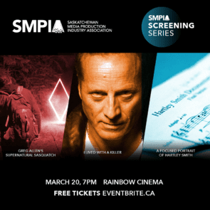 SMPIA Screening Series  (March 20)