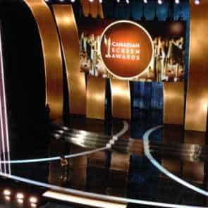 Canadian Screen Awards Cancelled