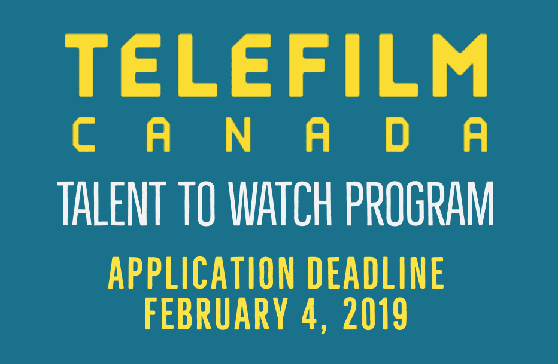 Apply Now To Talent To Watch Smpia