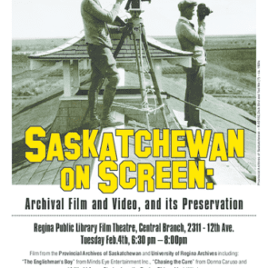Archives Week is Featuring SK film