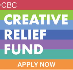 CBC Creative Relief Fund