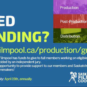 Filmmaker's Production Assistance Program